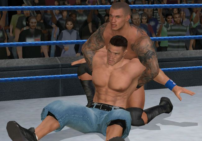WWE SmackDown! vs. RAW 2010 - Screenshots - Bild 2