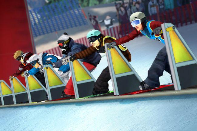 Shaun White Snowboarding: World Stage - Screenshots - Bild 2