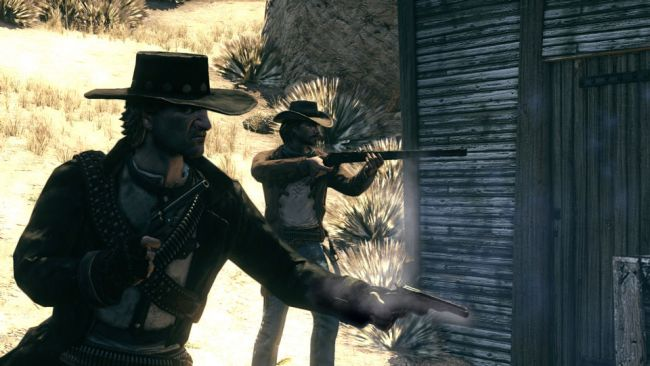 Call of Juarez: Bound in Blood - Screenshots - Bild 18