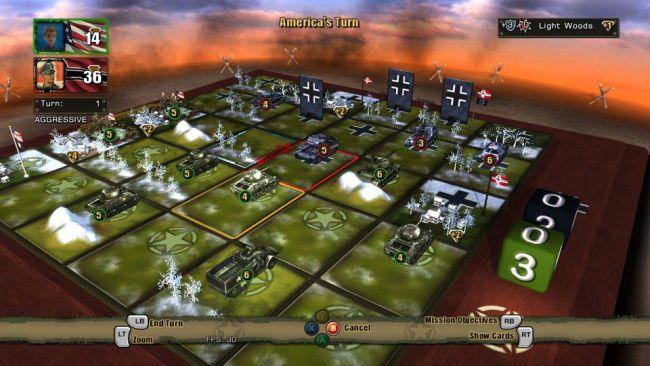 Panzer General: Allied Assault - Screenshots - Bild 2