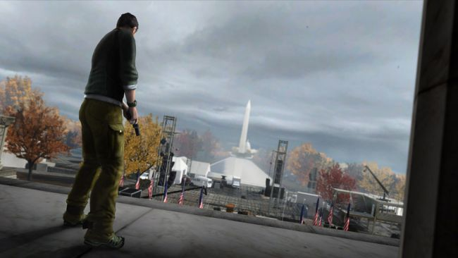 Tom Clancy's Splinter Cell: Conviction - Screenshots - Bild 1