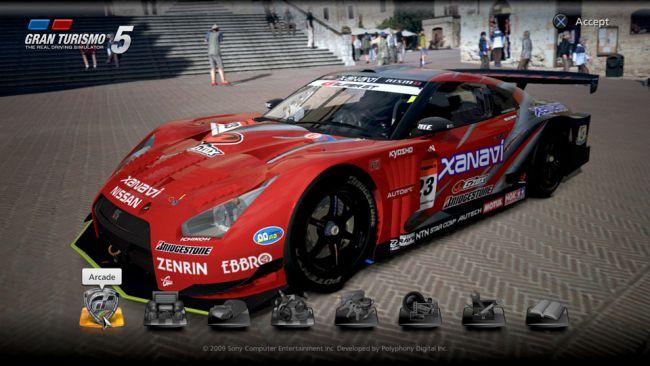 Gran Turismo 5 - Screenshots - Bild 1