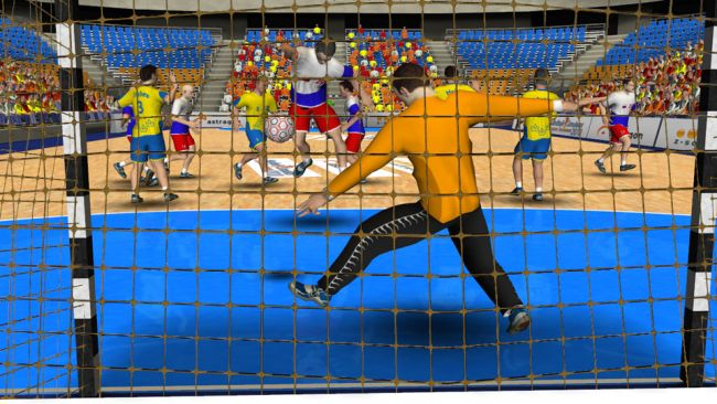 Handball-Simulator 2010 - Screenshots - Bild 7