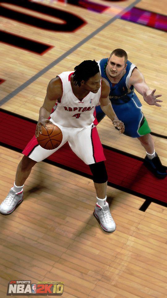 NBA 2K10 - Screenshots - Bild 1