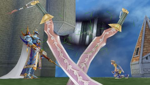 Dissidia: Final Fantasy - Screenshots - Bild 17