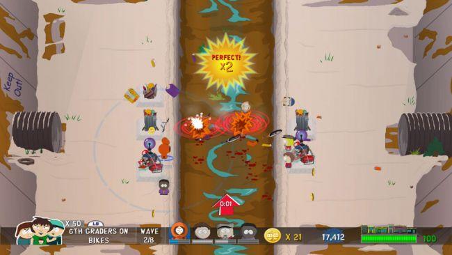 South Park Let's Go Tower Defense Play! - Screenshots - Bild 1