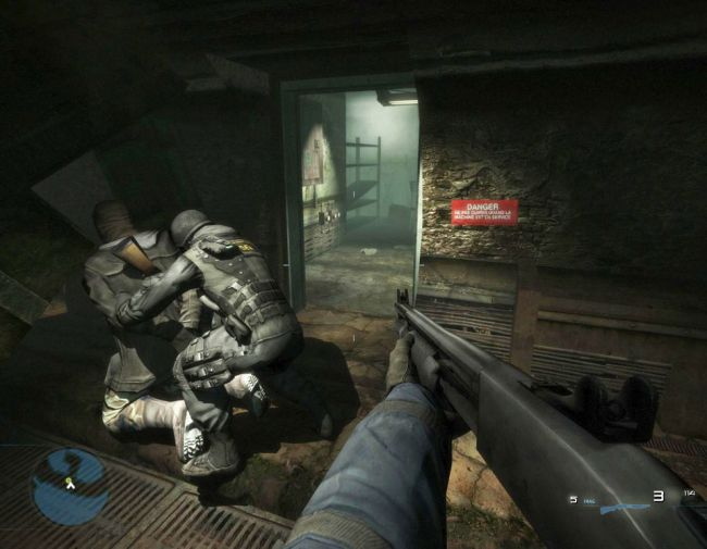 Code of Honor 3: Desperate Measures - Screenshots - Bild 1