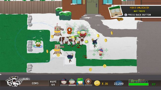 South Park Let's Go Tower Defense Play! - Screenshots - Bild 7