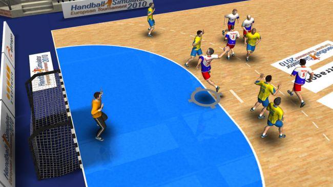 Handball-Simulator 2010 - Screenshots - Bild 6