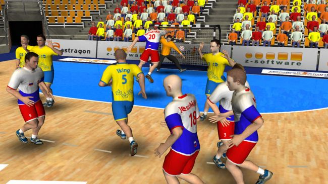 Handball-Simulator 2010 - Screenshots - Bild 8