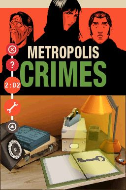 Metropolis Crimes - Screenshots - Bild 1