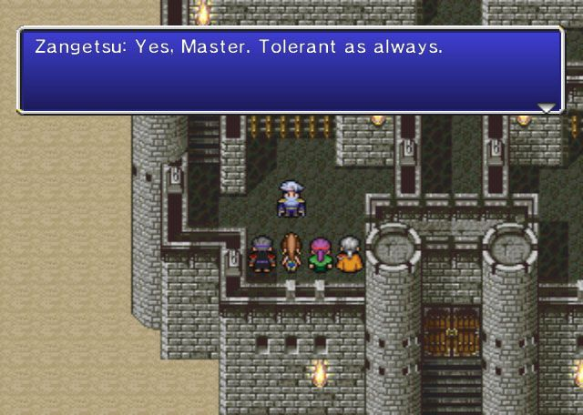 Final Fantasy IV: The After Years - Screenshots - Bild 1