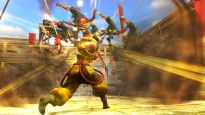 Sengoku Basara Samurai Heroes - Screenshots - Bild 3