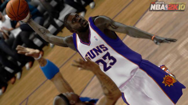 NBA 2K10 - Screenshots - Bild 3