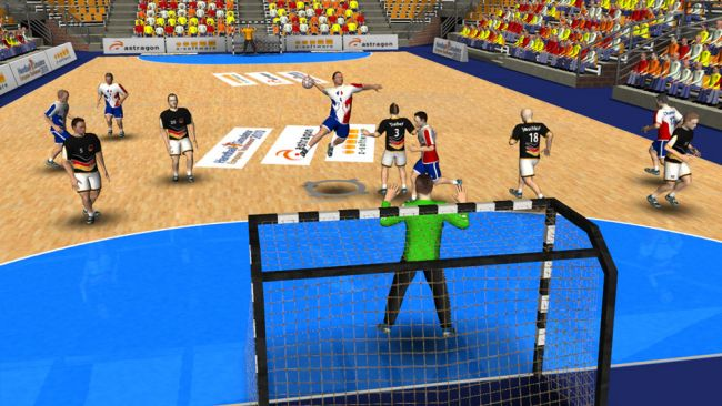 Handball-Simulator 2010 - Screenshots - Bild 4