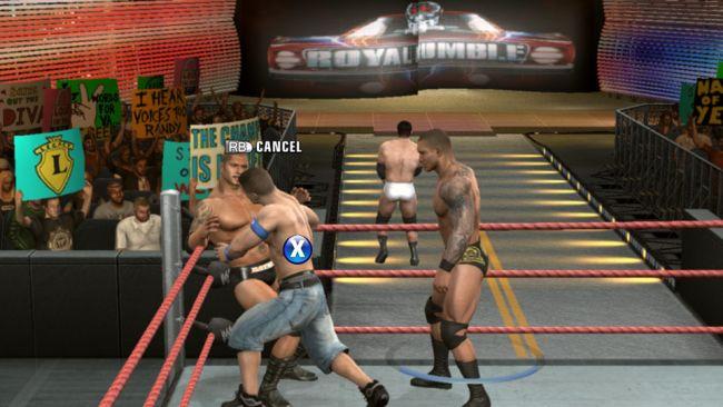 WWE SmackDown! vs. RAW 2010 - Screenshots - Bild 41