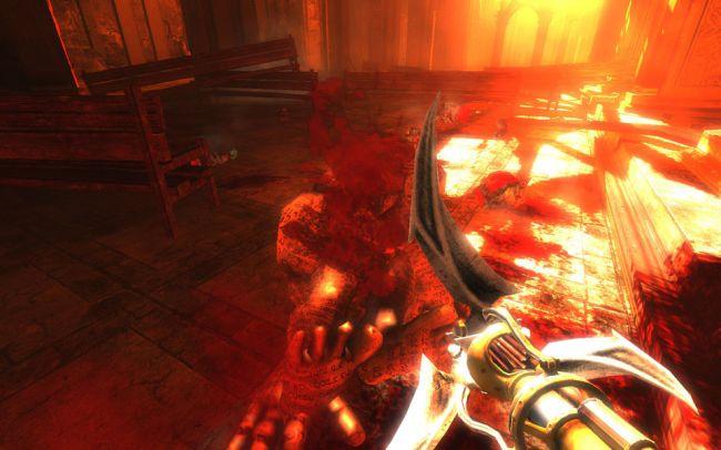 Painkiller: Resurrection - Screenshots - Bild 2