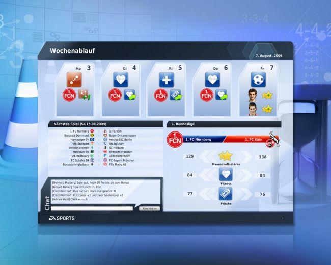 Fussball Manager 10 - Screenshots - Bild 9