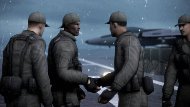 SOCOM: U.S. Navy Seals - Fireteam Bravo 3 - Screenshots - Bild 4