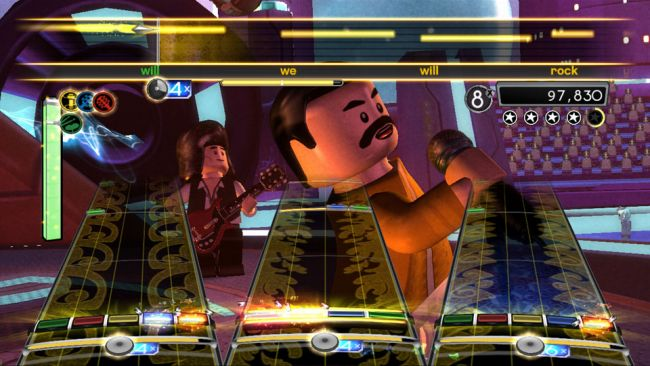 Lego Rock Band - Screenshots - Bild 2