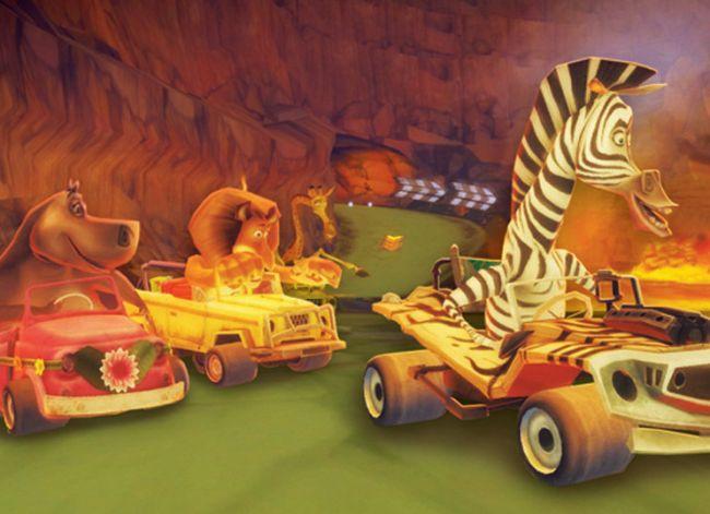 Madagascar Kartz - Screenshots - Bild 6