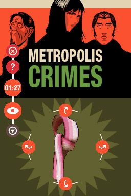 Metropolis Crimes - Screenshots - Bild 12