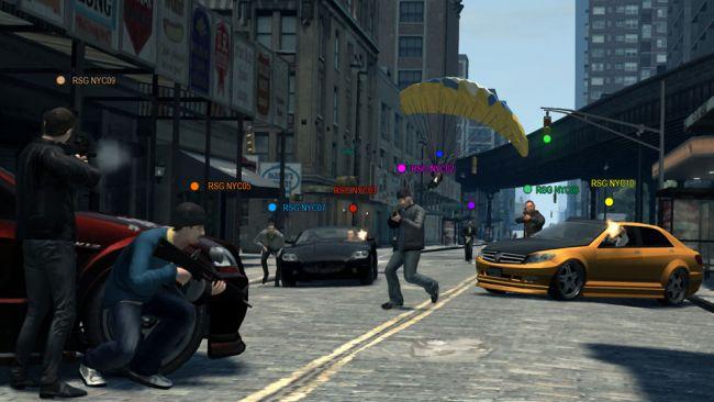 Grand Theft Auto: Episodes from Liberty City - Screenshots - Bild 10
