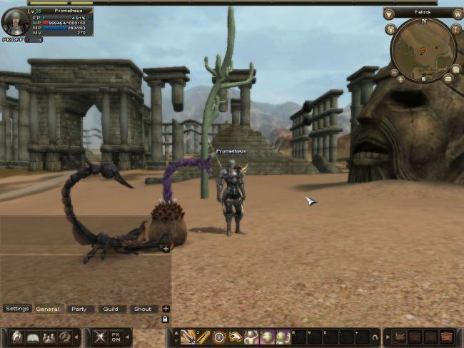 Karos Online - Screenshots - Bild 1