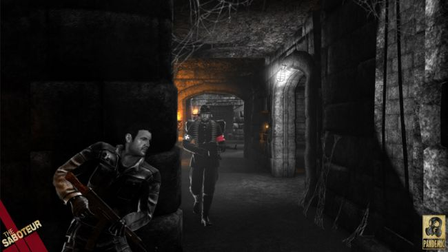 The Saboteur - Screenshots - Bild 1
