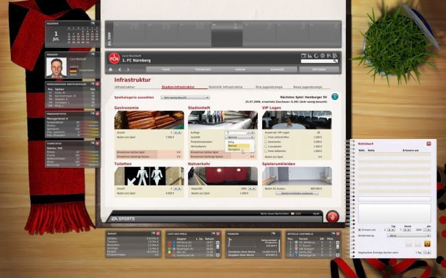 Fussball Manager 10 - Screenshots - Bild 15