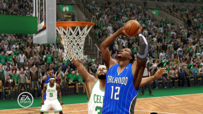 NBA Live 10 - Screenshots - Bild 1