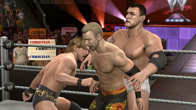 WWE SmackDown! vs. RAW 2010 - Screenshots - Bild 34