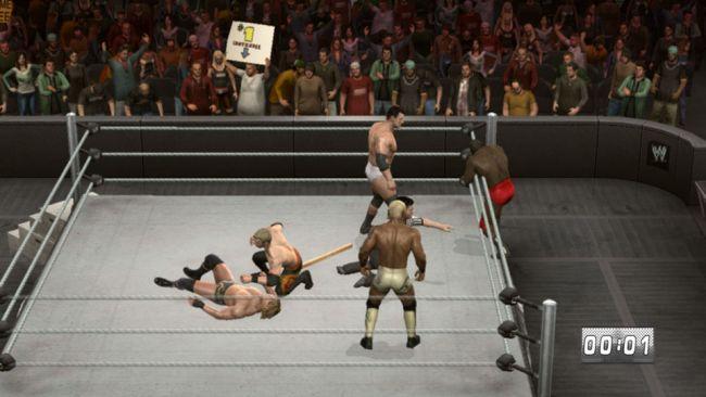 WWE SmackDown! vs. RAW 2010 - Screenshots - Bild 30