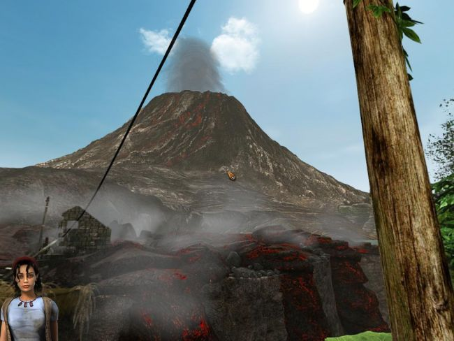 Die Rückkehr zur geheimnisvollen Insel 2 - Screenshots - Bild 10