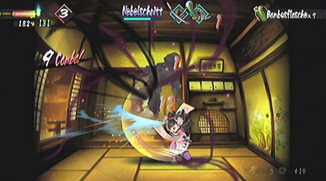 Muramasa: The Demon Blade - Screenshots - Bild 2