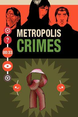Metropolis Crimes - Screenshots - Bild 9