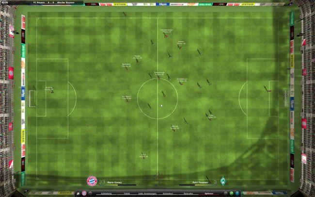 Fussball Manager 10 - Screenshots - Bild 2