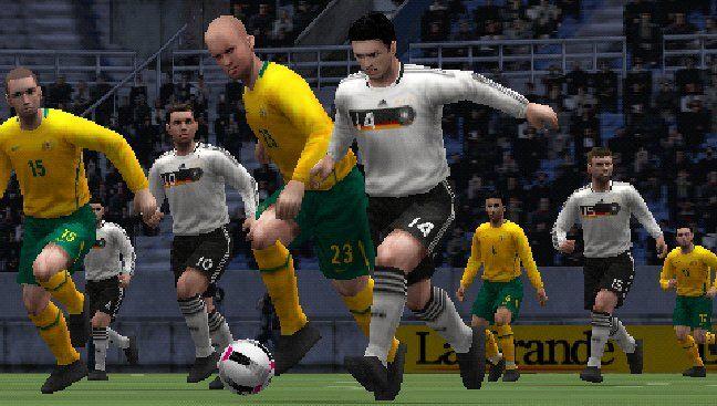 Pro Evolution Soccer 2010 - Screenshots - Bild 1