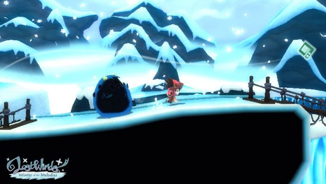 LostWinds: Winter of the Melodias - Screenshots - Bild 1