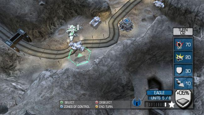 Military Madness: Nectaris - Screenshots - Bild 3