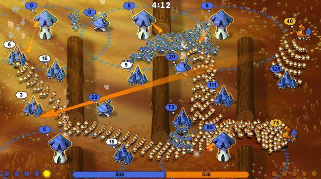 Mushroom Wars - Screenshots - Bild 6