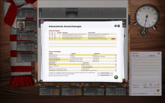 Fussball Manager 10 - Screenshots - Bild 1