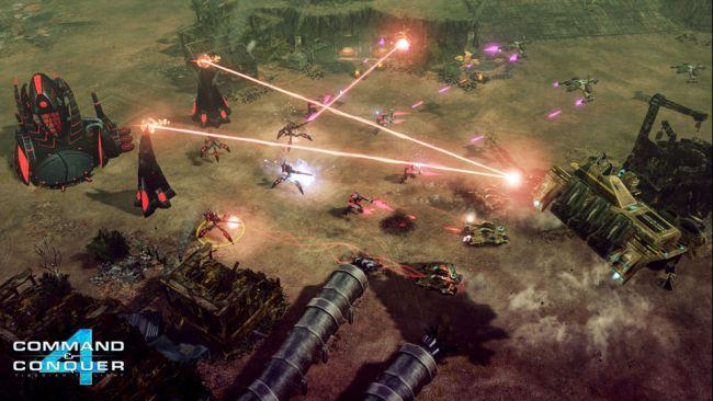 Command & Conquer 4: Tiberian Twilight - Screenshots - Bild 9