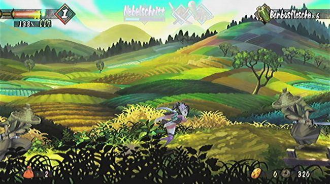 Muramasa: The Demon Blade - Screenshots - Bild 1