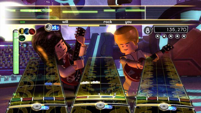 Lego Rock Band - Screenshots - Bild 1