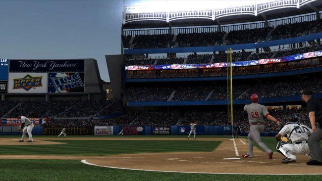 MLB 09: The Show - Screenshots - Bild 1