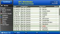 Football Manager Handheld 2010 - Screenshots - Bild 2