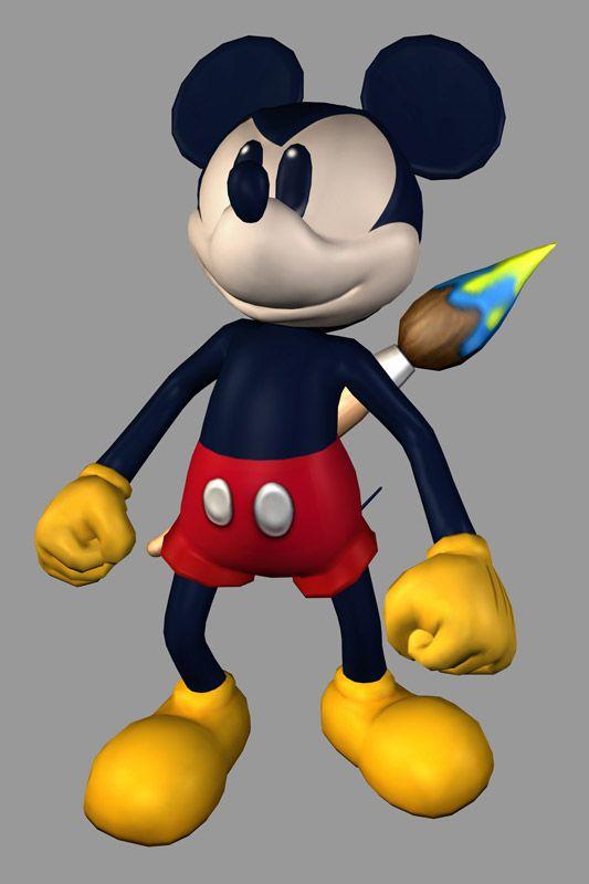 Epic Mickey - Artworks - Bild 1