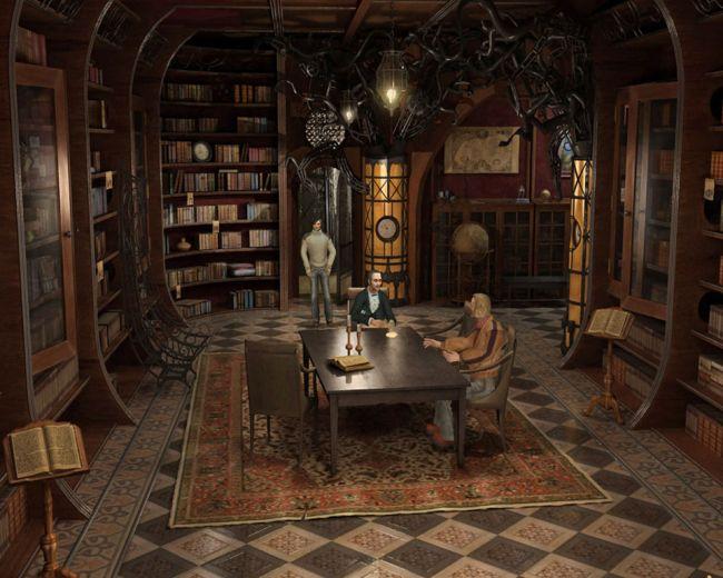 Das Geheimnis des Berghotels - Screenshots - Bild 2