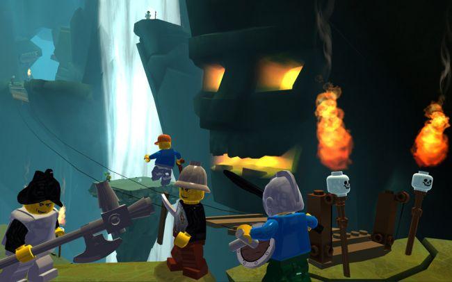 Lego Universe - Screenshots - Bild 1